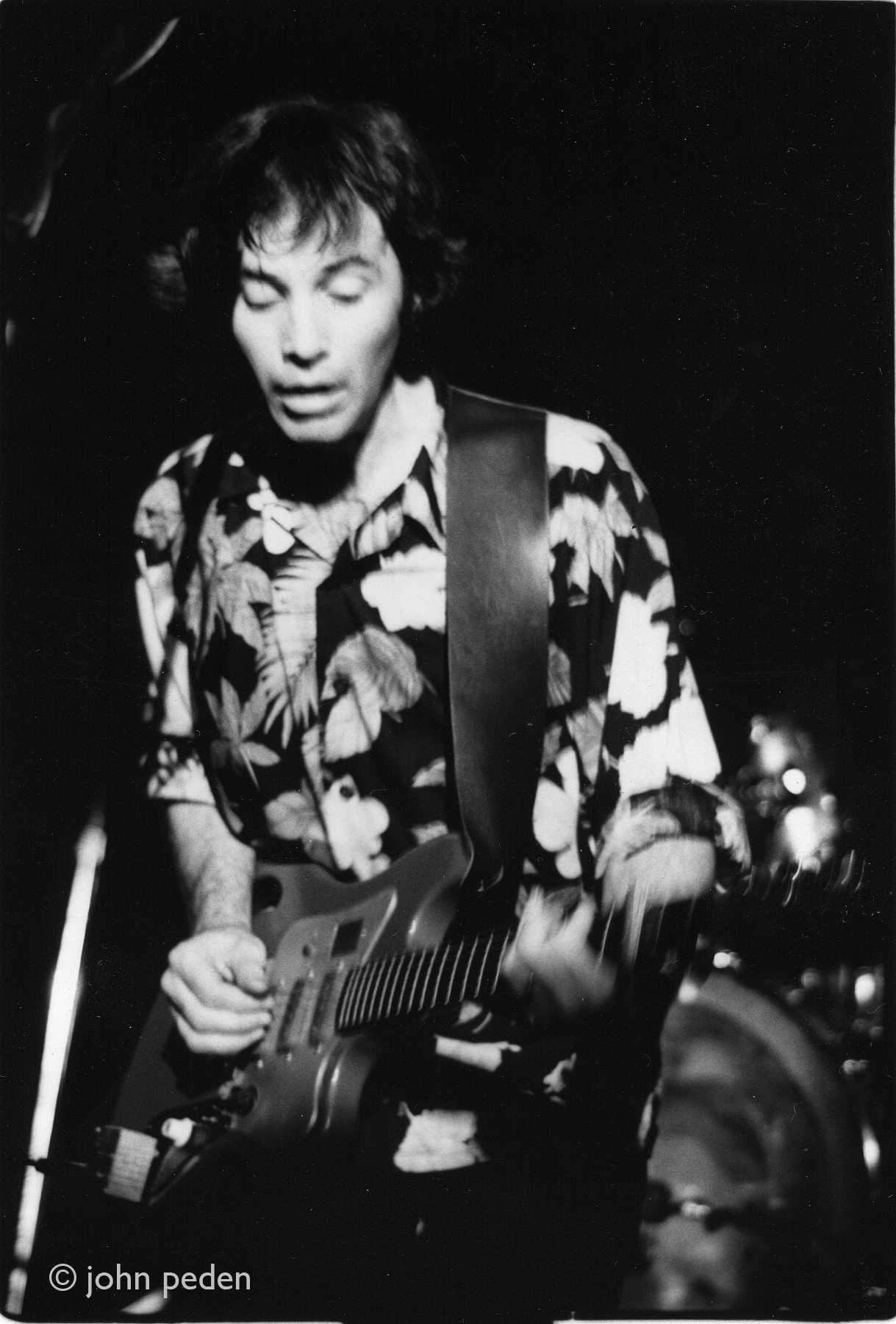 Ry Cooder at the Ritz early 80s
