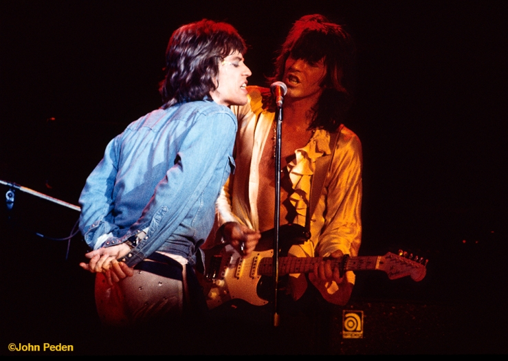 Mick & Keith 1972 San Francisco