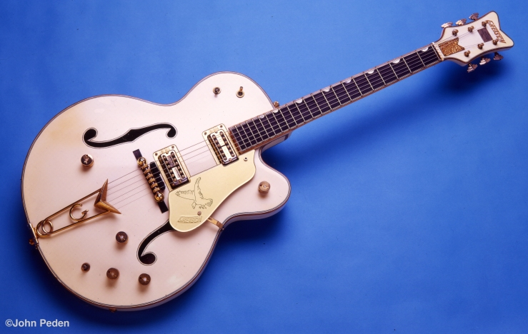 early 60s Gretsch White Falcon