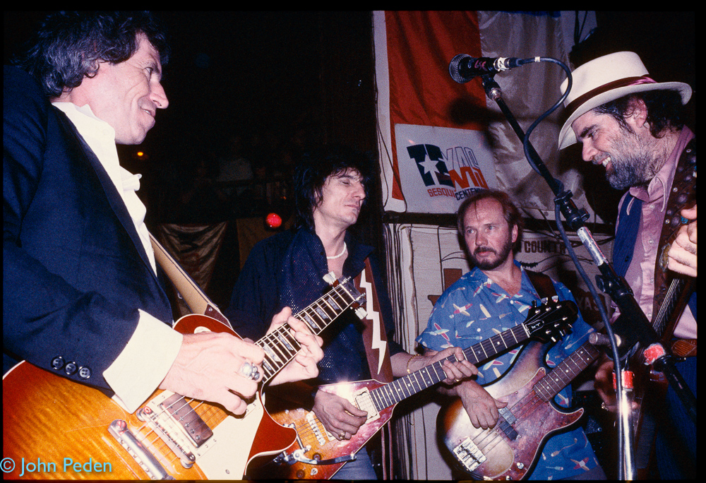 Lonnie Mack and Keith