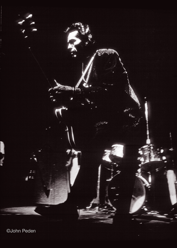 Chuck Berry at the Filmore late 60s