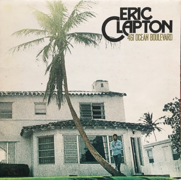 "Dick had to find a meaningful number to limit apply to the  signature Clapton guitars . Clapton's ""comeback"" album 461 Ocean Blvd. provided the answer. With legendary producer Tom Dowd in  Miami's Criteria studios Eric produced a great LP with the lead off single ""I shot the Sherrif"" The signature Clapton model sold all 416 within miutesThe Lp sold a few more."